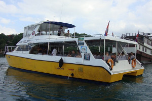 SpeedBoat to Koh Rong