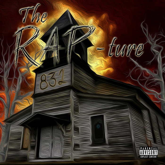 The Rap-Ture CD Cover