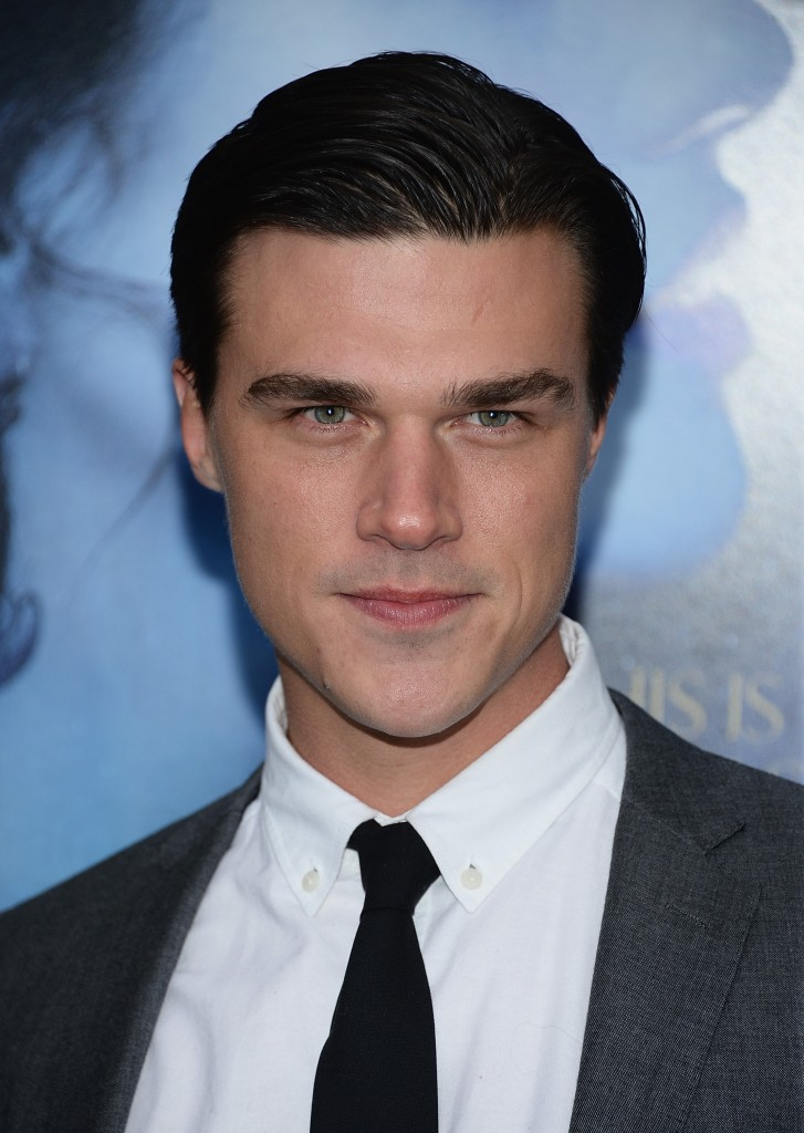 "NEW YORK, NY - FEBRUARY 11:  Finn Wittrock attends the ""Winter's Tale"" world premiere at Ziegfeld Theater on February 11, 2014 in New York City.  (Photo by Dimitrios Kambouris/Getty Images)"
